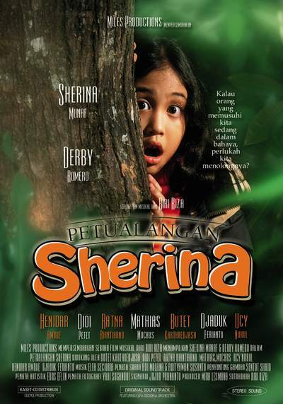 petualangan sherina, sherina, penyanyi cilik, film indonesia